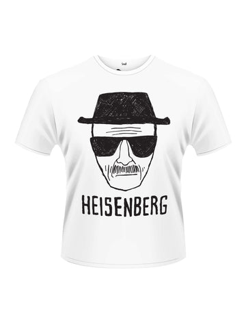 Breaking Bad Heisenberg Sketch T-Shirt - Planet Superhero