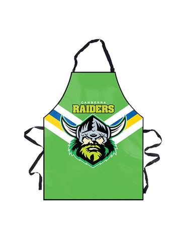 NRL Raiders BBQ Apron - Planet Superhero