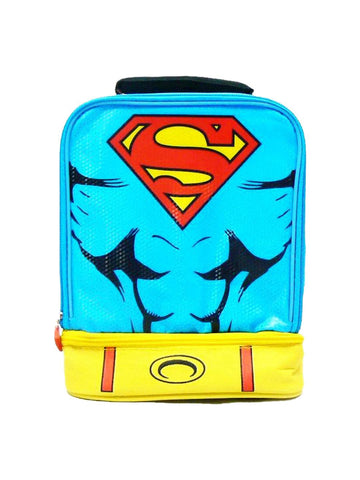 Superman Lunch Bag with Cape - Planet Superhero