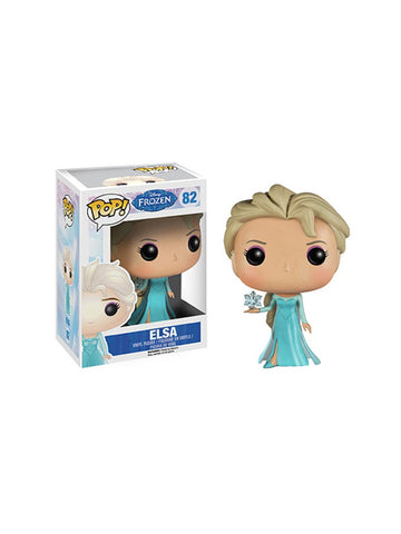 Disney Frozen Elsa Pop Vinyl Figure - Planet Superhero
