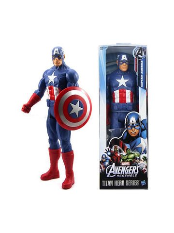 Captain America 12 Inch Action Figure