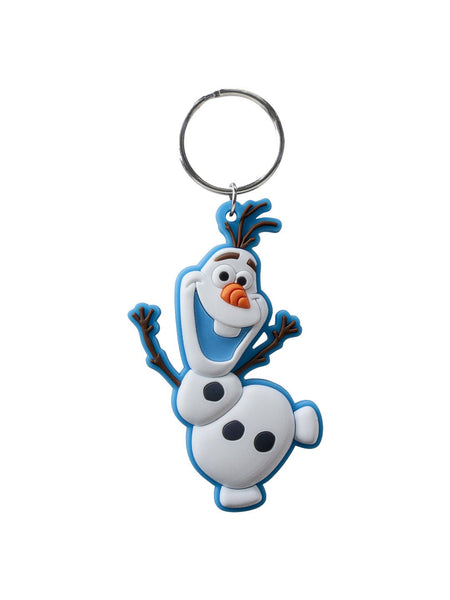 Frozen Olaf the Snowman Soft Touch Key Chain - Planet Superhero