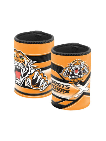 NRL Logo can cooler west Tigers - Planet Superhero