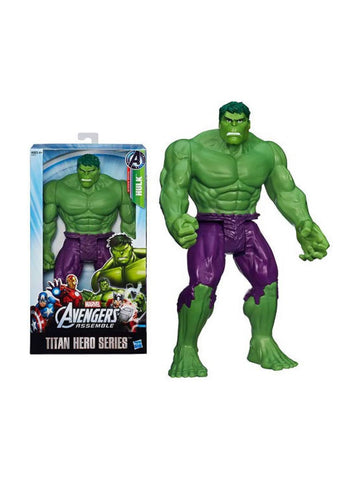 Avengers Assemble Titan Hero Hulk 12 Inch Figure - Planet Superhero