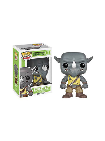 Teenage Mutant Ninja Turtles Rocksteady Pop Vinyl Figure - Planet Superhero