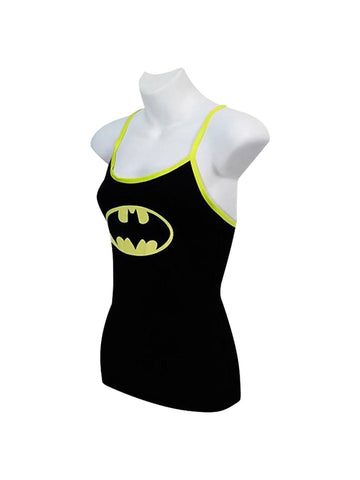 Batman Women's Camisole and Panty Set Glow in Dark - Planet Superhero