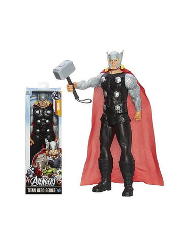 THOR 12-INCH TITAN HEROES ACTION FIGURE - Planet Superhero