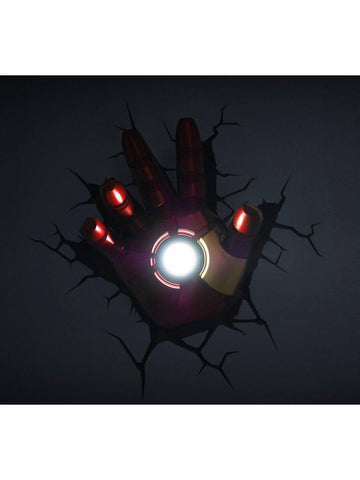 Iron Man - Iron Man Hand 3D Light