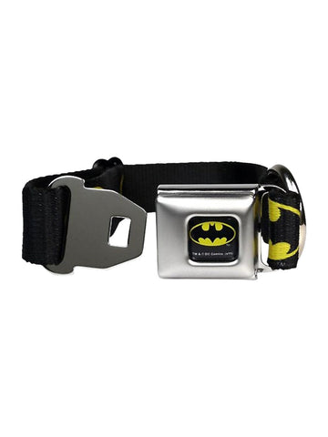Batman Symbols Dog Collar - Planet Superhero