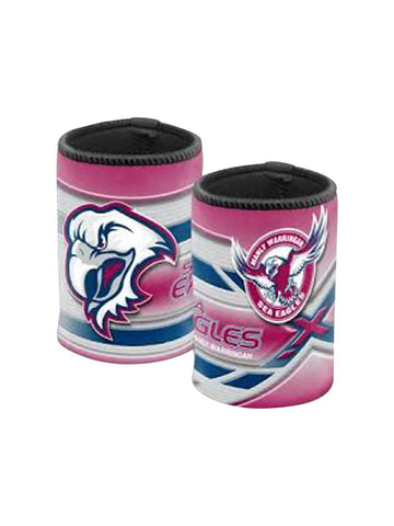NRL logo can cooler sea Eagles - Planet Superhero