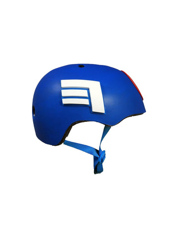Captain America Kids Bike Helmet - Planet Superhero