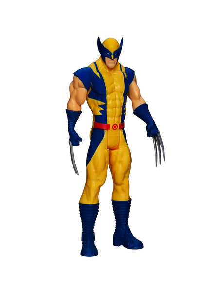 Marvel Wolverine 12-Inch Titan Heroes Action Figure - Planet Superhero