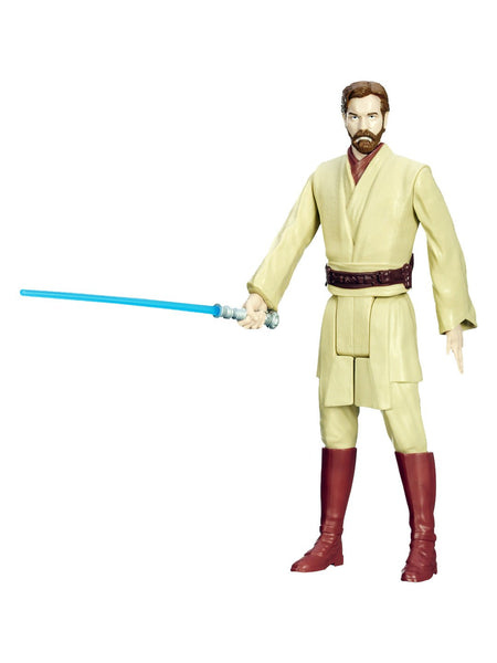 "Star Wars Obi-Wan Kenobi 12"" Action Figure - Planet Superhero"