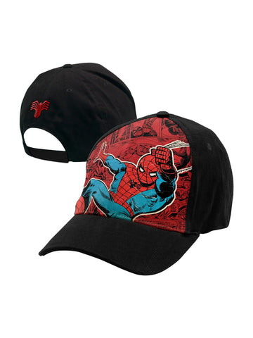 spiderman cap - Planet Superhero