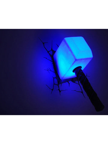 Thor - Thor Hammer 3D Light