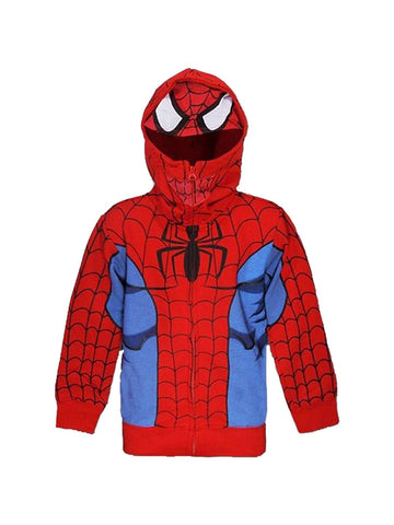 Spiderman Kids Costume Hoodie - Planet Superhero