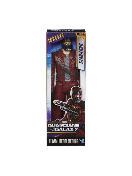 "Marvel Guardians of the Galaxy Star lord 12"" - Planet Superhero"