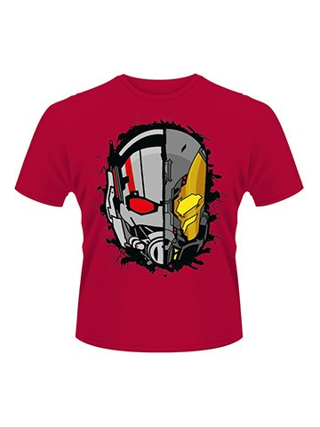 Antman Face 2 Face T-Shirt - Planet Superhero