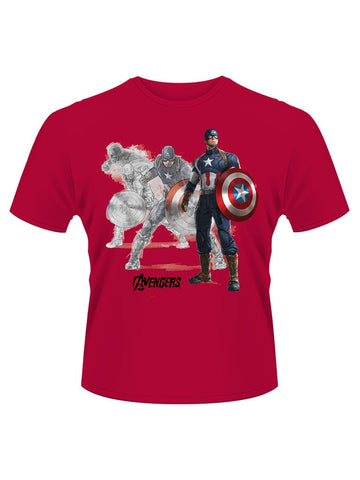 Avengers A Draw T-Shirt , T-Shirt - Planetsuperhero.co.nz, Planetsuperheroes.co.nz - 1