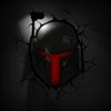 Image of Star Wars 3D Night Light - Boba Fett - Planet Superhero