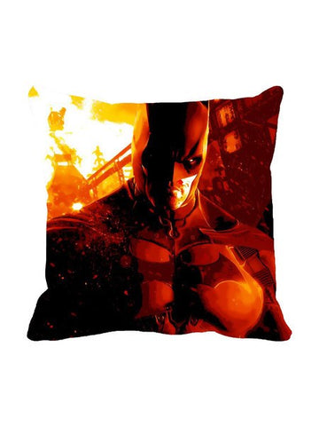 Batman Rises Cushion Cover Original - Planet Superhero