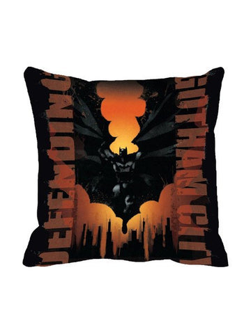 The Batman Of Gotham City Cushion Cover - Planet Superhero
