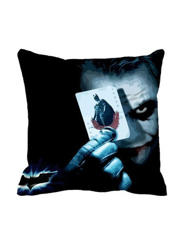 The Joker Card Cushion Cover Original - Planet Superhero