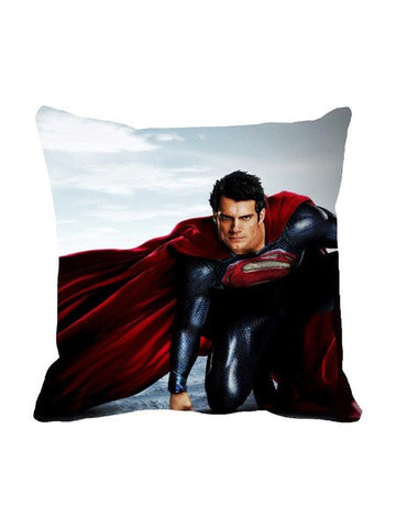 Man of Steel Movie Cushion Cover Original