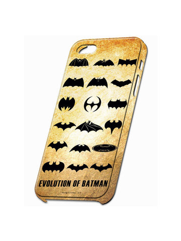 Evolution of Batman iPhone Case - Planet Superhero
