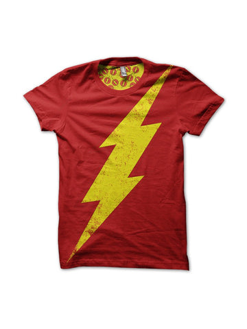 Flash Original Logo T-Shirt - Planet Superhero