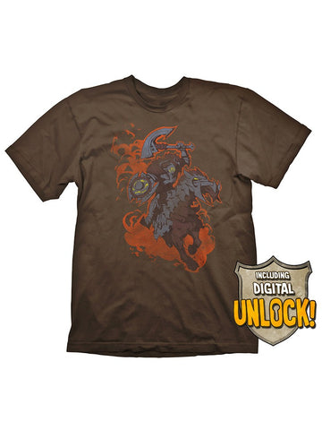 Dota 2 Chaos Knight + Ingame Code T-Shirt - Planet Superhero