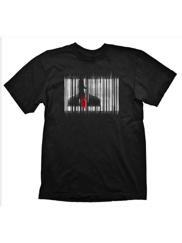 Hitman Barcode T-Shirt - Planet Superhero