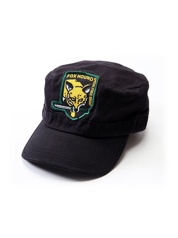 Metal Gear Solid Military Cap - Planet Superhero