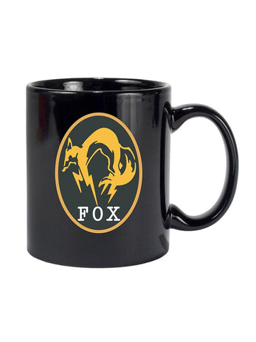 Metal Gear Solid Fox coffee Mug - Planet Superhero