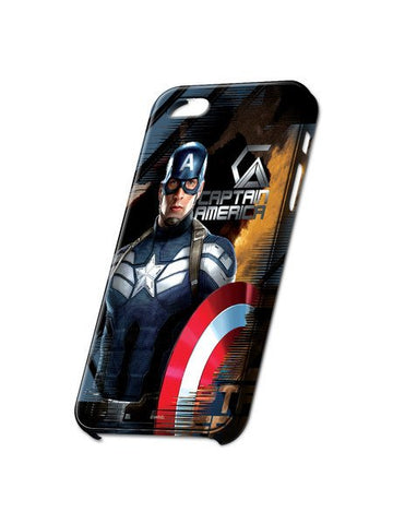 Heroic Cap AM iPhone Case - Planet Superhero