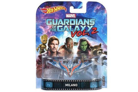 Hot wheels GOTG Milano