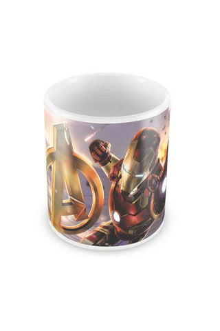Iron Man Coffee Mug