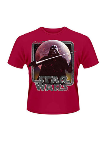 Star wars Vader Light Saber T-Shirt - Planet Superhero