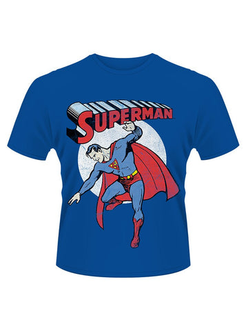 Superman Vintage T-Shirt - Planet Superhero