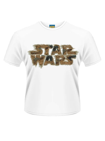 Star wars Chewie Hair T-Shirt - Planet Superhero