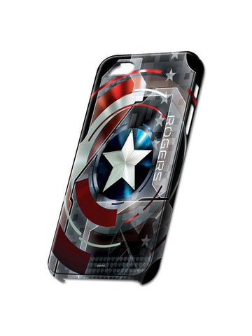 Rogers Cap Am iPhone Case - Planet Superhero