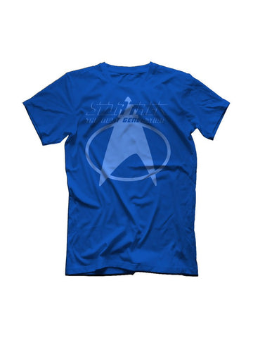 Star Trek Blue T-Shirt - Planet Superhero