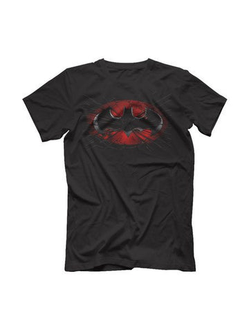 The Bat Symbol Black T-Shirt