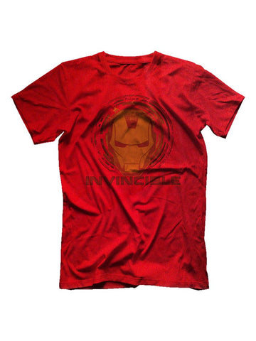 The Invincible T-Shirt - Planet Superhero