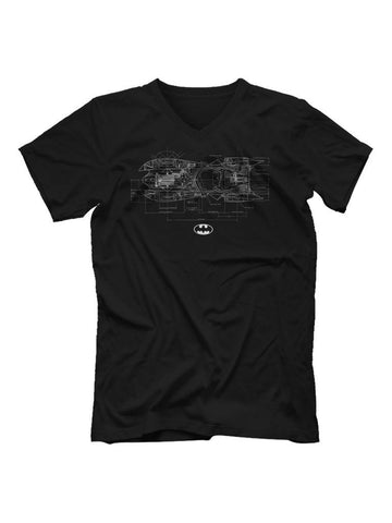Top Gear Batman T-Shirt