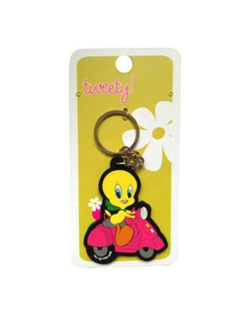 WB Tweety Scooter Keychain - Planet Superhero