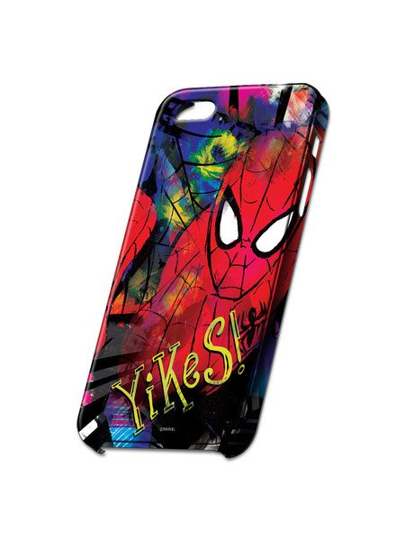 Yikes Spidey iPhone Case