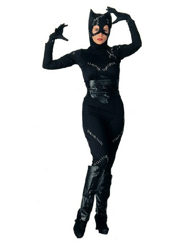 Catwoman Suit - Planet Superhero