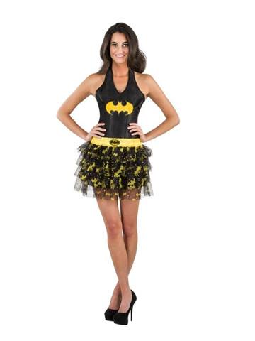BATGIRL SKIRT W/ SEQUINS