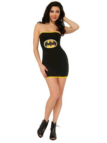 BATGIRL TUBE DRESS - Planet Superhero